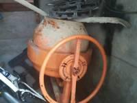 Heavy duty mixer