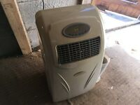 AC 12000RH Portable Air Conditioner/Dehumidifier/Fan/Heater With Remote Control Hose