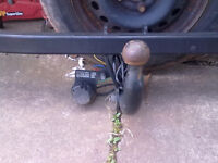 vw golf mk4 towbar 1997-2003 with 7pin electric hook up
