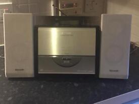 Panasonic CD player MP3 / Tuner
