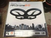 AR DRONE captures hd movies and pictures. Plus 1for SPARES FREE!