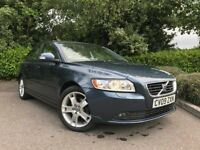 2009 (09) Volvo S40 1.6 SE EXCELLENT CONDITION FULL LEATHER INTERIOR JUST SERVICED & CAMBELT CHANGED