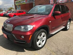2009 BMW X5 35d - DIESEL - SAFETY INCLUDED