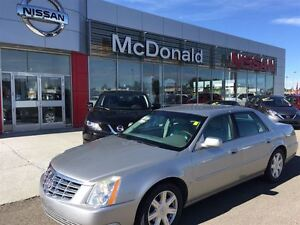 2007 Cadillac DTS Leather Dual Climate Control