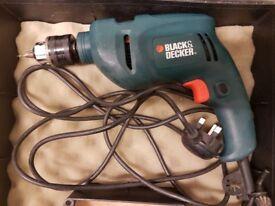 Hand drill Black & Decker