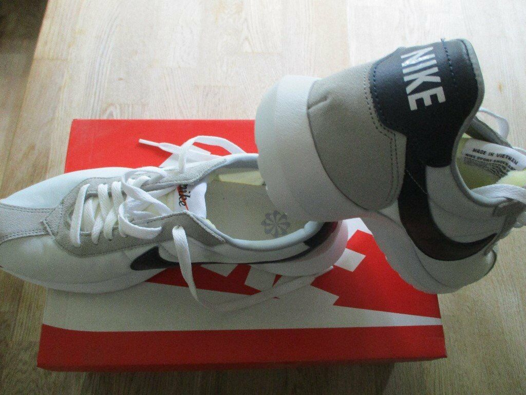 Nike Roshe LD 1000 QS TrainersUK 9.5802022 002 with Boxin Lower Earley, BerkshireGumtree - Nike Roshe LD 1000 QS Trainers UK 9.5 802022 002 with Box No Offers Only tried on so as NEW Colour PR PLTNM/OBSDN WLF GRY SFTY The Nike Roshe LD 1000 Mens Shoe updates an iconic running shoe from the 70s with deep flex grooves for a more natural...