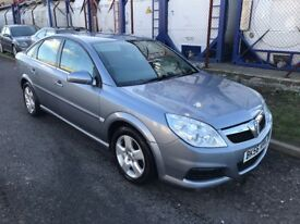 VAUXHALL VECTRA DIESEL , 2006/56 REG , LONG MOT , GREAT CONDITION , DRIVES SUPERB