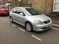 Honda Civic 1.6 Se executive 110 BHP