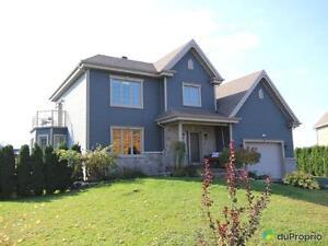 338 000$ - Maison 2 étages à vendre à Victoriaville