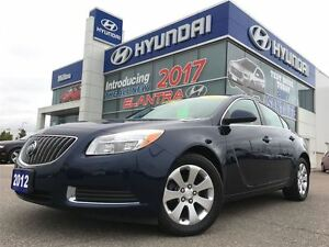 2012 Buick Regal BLUE TOOTH | POWER SEAT | USB PORT
