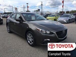 2014 Mazda MAZDA3 GX-SKYACTIV-LOW KM'S--PUSH BUTTON START