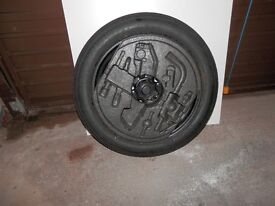 Audi A3 Space Saver Tyre
