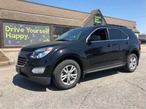 2017 Chevrolet Equinox LT / AWD / NAVIGATION / HEATED FRONT SEAT