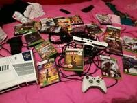 Xbox 360 and Kinnect