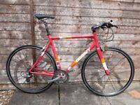 Giant OCR 2 Road Bike - Flat Bar Conversion