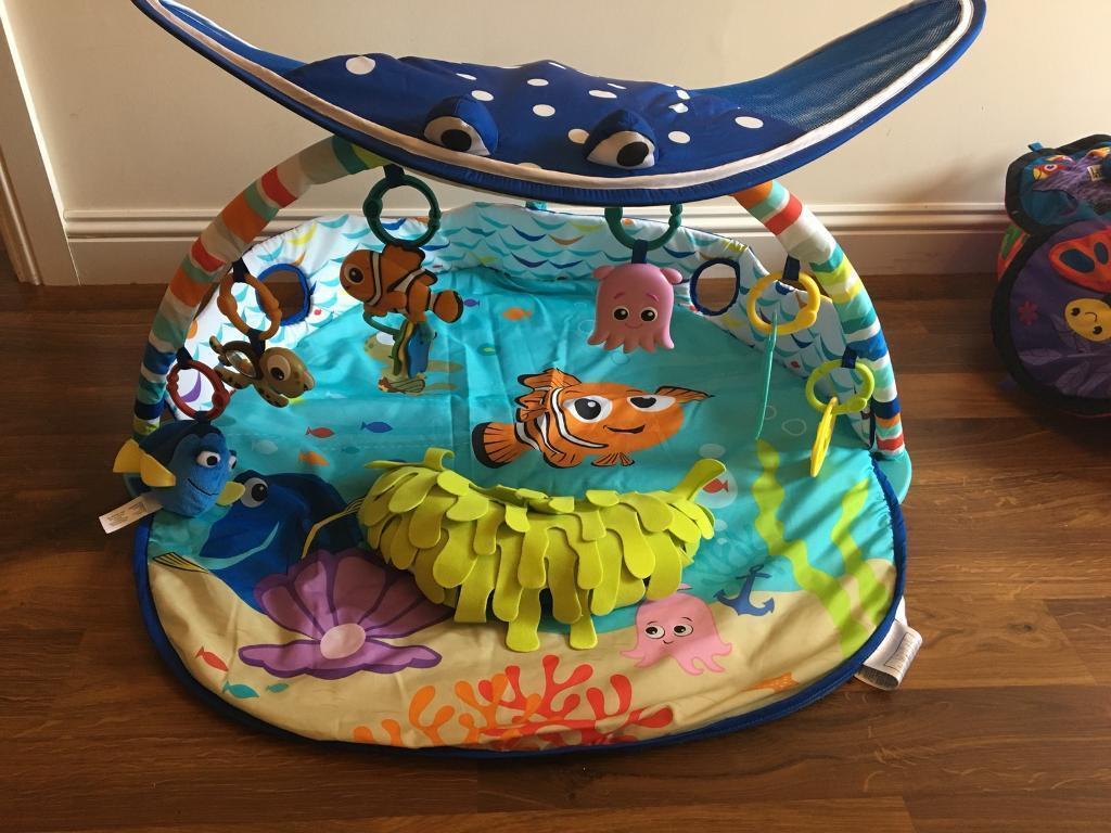 Bright Starts Disney Baby Finding Nemo Mr Ray Ocean