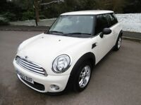 MINI Hatch ONE PEPPER PACK (pepper white) 2013