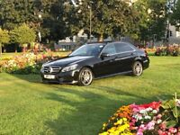 AIRPORTS TRANSFERS AND CHAUFFEURING SERVICES WITH MERCEDES E AND S CLASS AMG