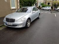 2008 S320 Mercedes-Benz fully loaded.