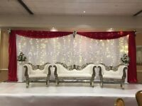 Asian Wedding Stage Hire - 07767125243