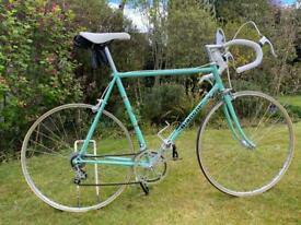 Bianchi vintage road bike