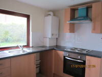 2 bedroom flat, central Forfar new kitchen, flooring and freshly decorated throughout