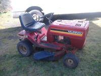 murray ride on mower