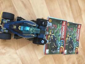 Lego ninjago 70625
