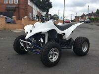 Quad bike bargain!! SHINERAY KAWASAKI 500 GPZ 2008