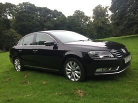 Volkswagen Passat Highline Executive 2.0 Tdi Bluemotion S-A Start/Stop