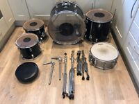 Hohner Percussion Drum Kit