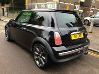 2003 MINI COOPER MANUAL PRIVATE PLATES SCORPION EXHUAST MOT QUICK SALE