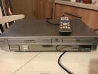Vhs to dvd converter player