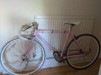 2013/14 Fuji Feather Womens Single Speed Bike