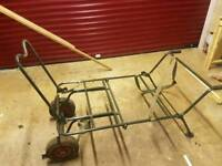 Jrc trolley 20.00 clubman bed chair 20.00 nash outlaw 20.00 wychwood 20.00
