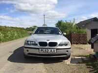 BMW 320d SE 150 6 Speed