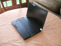 Toshiba Tecra R950 laptop Intel 3.2ghz x 4 Core i5-3rd generation processor fully working