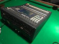 Yamaha 03D Digital Mixer Console 24 16 Channel Used O3D Studio Live Theatre AV Hire Stage Band