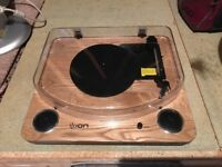 Digital Conversion Turntable by Ion
