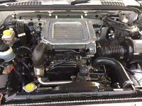 Reconditioned Nissan Navara D22 YD25 2.5L DDTI 144BHP Modified Engine 2001-2007