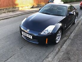 Nissan 350Z 3.5 V6 GT 2dr. Lovely Dark Blue colour. New MOT and service. Excellent condition.