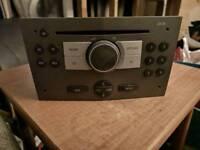 Vauxhall astra h mk5 stereo CD 30
