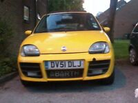 FIAT SEICENTO SPORTING 1.1 FABRIC SUNROOF - MICHAEL SCHUMACHER EDITION