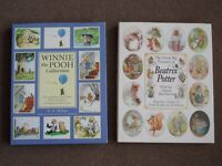 Stories for children Winnie the Pooh and Beatrix Potter