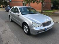 MERCEDES C180 KOMPRESSOR 2003 AUTOMATIC