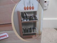 Shoe Rack-New- wooden and still in the box -Neat and tidy
