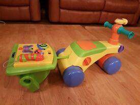 2 in 1 a baby walker \ bike for sale!