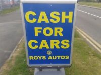 I STILL PAY CASH FOR ANY CARS HERE £100 - £2000