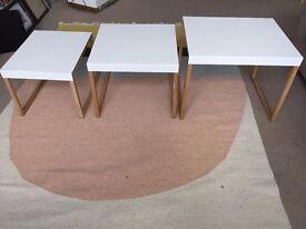 Habitat nesting tables x3