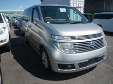 7 seats Nissan Elgrand XL LUXURY Leather Edition NE51 4WD Arundel Gold Coast City Preview